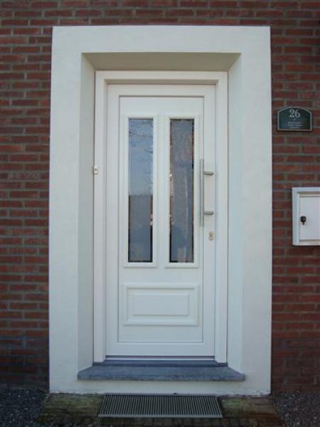 Van der Linden Kunststof deur